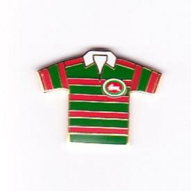 2002 South Sydney Rabbitohs NRL Jersey Trofe Pin Badge