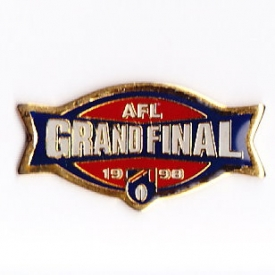 1998 AFL Grand Final Member Pin Badge