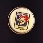 1992 Newcastle Knights NSWRL Billy Tea Pin Badge