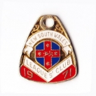 1971 NSW Leagues Club Member Badge