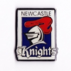 1999 Newcastle Knights NRL ASM Pin Badge