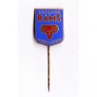 1998 Adelaide Rams NRL FR Stick Pin Badge