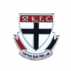 2011 St Kilda Saints AFL Logo Trofe Pin Badge