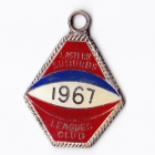1967 Eastern Suburbs Leagues Club Member Badge