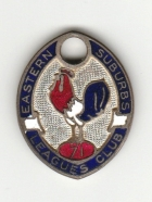 1971 Eastern Suburbs Leagues Club Member Badge