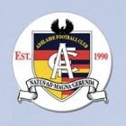 2012 Adelaide Crows AFL First 18 Trofe Pin Badge