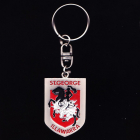 2012 St George Illawarra Dragons NRL Member Keyring Badge