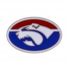 2011 Western Bulldogs AFL Logo Trofe Pin Badge
