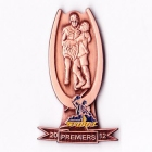 2012 Melbourne Storm NRL Premiers Trophy Pin Badge