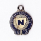 1972 Newtown Leagues Club Member Badge