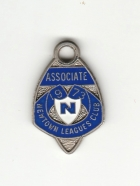 1973 Newtown Leagues Club Associate Member Badge