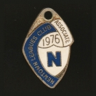 1976 Newtown Leagues Club Associate Member Badge