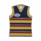2011 Adelaide Crows AFL Jersey Trofe Pin Badge
