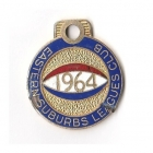 1964 Eastern Suburbs Leagues Club Member Badge