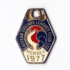 1977 Eastern Suburbs Leagues Club Member Badge