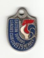 1979 Eastern Suburbs Leagues Club Member Badge