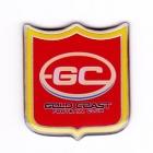 2009 Gold Coast Suns AFL LE Pin Badge