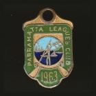 1963 Parramatta Leagues Club Member Badge