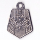 1979-81 NSW Leagues Club 3 Year Member Badge