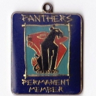 2000-04 Penrith Panthers Permanent Member 5 Year Badge
