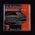 2000 AFL First Game at Colonial Stadium Pin Badge