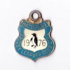 1976 Bathurst Leagues Club Member Badge