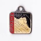 1982 Collegians RLFC Member Badge