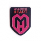 2008 Melbourne Heart A-League Trofe Pin Badge