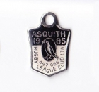 1985 Asquith Leagues Club Member Badge