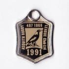 1991 Asquith Leagues Club Member Badge