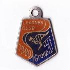 1979-80 Group 7 Leagues Club Member Badge