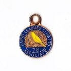 1978 Dapto Leagues Club Associate Member Badge