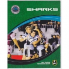 2007 Cronulla Sutherland Sharks NRL Stamp and Medallion Pack