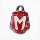 1985 Maitland Leagues Club Member Badge