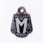 1986 Maitland Leagues Club Member Badge
