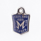 1989 Maitland Leagues Club Member Badge