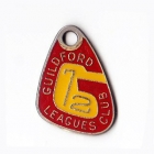 1972 Guildford Leagues Club Member Badge