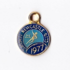 1977 Newcastle Leagues Club Member Badge