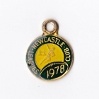 1978 Newcastle Leagues Club Member Badge