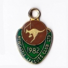 1982 Newcastle Leagues Club Member Badge