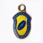 1980s Newcastle Leagues Club Senior Member Badge