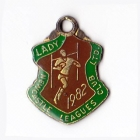 1982 Newcastle Leagues Club Lady Member Badge