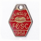 1984 Ainslie Football and Social Club Member Badge