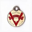 1977 Newtown Rules Club Member Badge