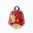 1983 Eastlake Football Club Associate Member Badge
