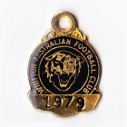 1979 Whitton Australian Football Club Member Badge