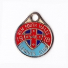 1978 NSW Leagues Club Member Badge