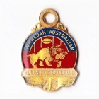 1978 Gunnedah Australian Rules Football Club Member Badge