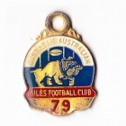 1979 Gunnedah Australian Rules Football Club Member Badge