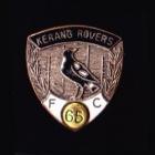 1965 Kerang AFL Football Club Member Pin Badge
